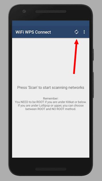تطبيق wps connect بدون روت